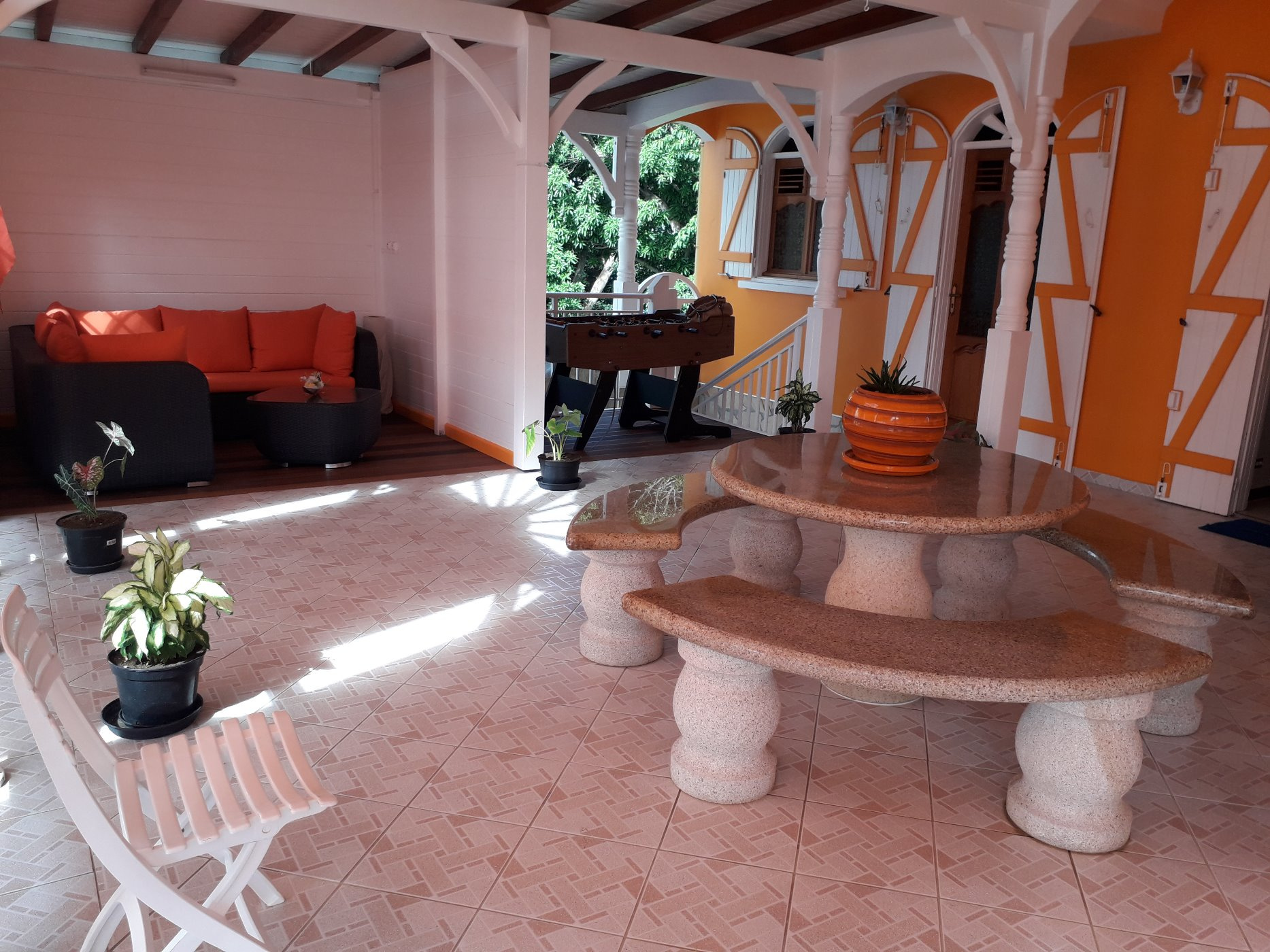 Offres de location Maison baie mahault (97122)
